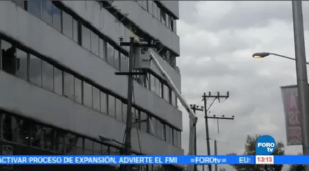 Continúan Tareas Demolición San Antonio Abab 122