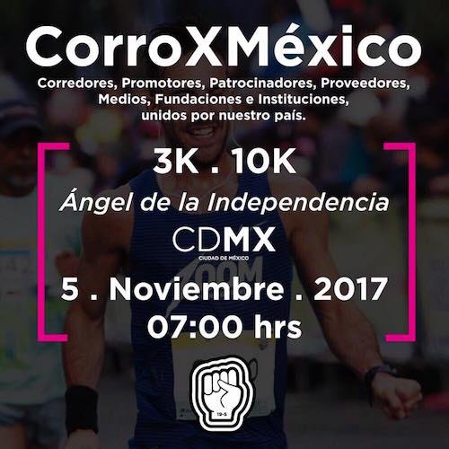 Carrera Corro X México