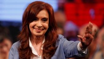 Cristina Fernández vuelve al Senado aunque pierde elección