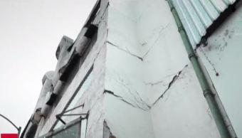 edificio tsjcdmx daños aseguran trabajadores vecinos