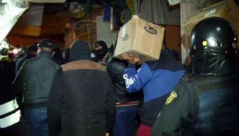 Decomisan cigarros piratas en el Barrio de Tepito