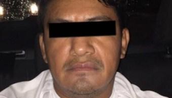 Detienen a 'El Oso', líder de célula del Cártel de Sinaloa