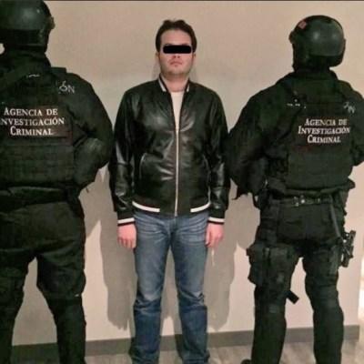 """FOTO: """"El Vic"""", operador de """"El Chapo"""", entre reos fugados del Reclusorio Sur CDMX, el 29 de enero de 2020"""