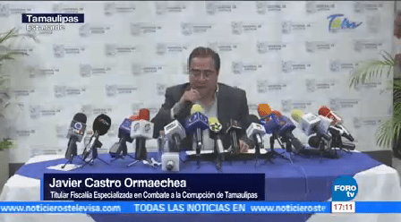 Detienen Exgobernador Tamaulipas Eugenio Hernández