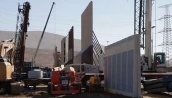 diseños de prototipos de muro fronterizo
