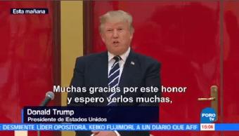 Donald Trump Elogia Milagro Vietnamita Participación