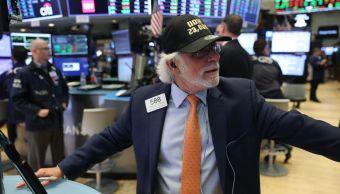 Dow Jones cierra segundo día arriba 23 mil puntos
