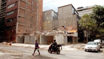 edificios afectados por el sismo cdmx