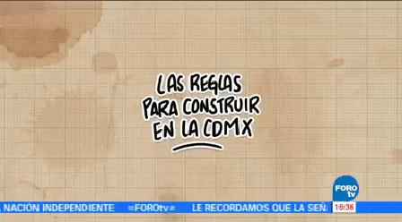 Abc Reglas Construir Cdmx Obras De Construcción