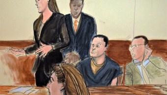 Juicio El Chapo Guzmán NY se pospone septiembre
