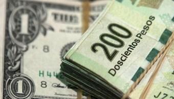 El dólar se vende en 18-58 pesos