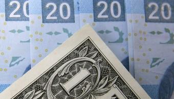 El dólar se vende en 19.37 pesos