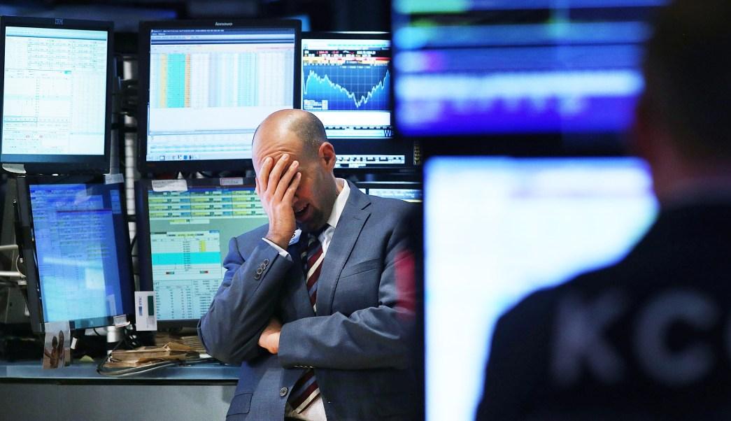 Los índices de Wall Street abren a la baja