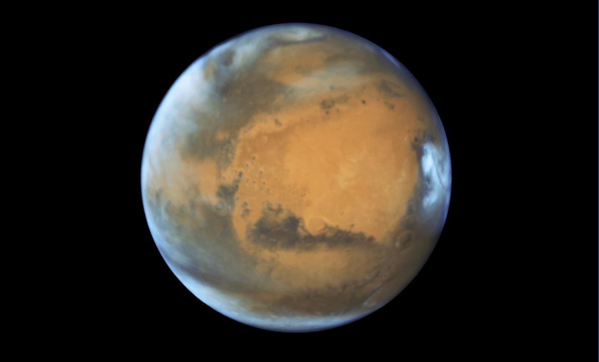 El hombre planea llegar a Marte en los próximos anos