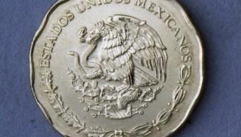 La moneda mexicana pierde en la apertura