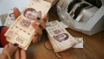 El peso mexicano se aprecia tras datos de EU