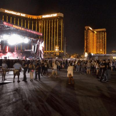 Policía de Las Vegas difunde videos del tiroteo y del tirador hallado muerto
