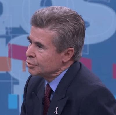Enrique Burgos García, senador del PRI