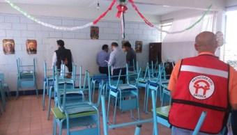 regresan clases 75 escuelas estados afectados sismos sep