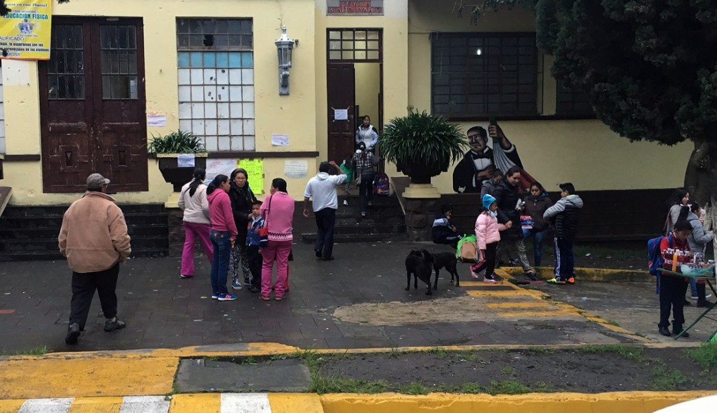 mas cinco mil escuelas cdmx ya regresaron clases sismo 19 s
