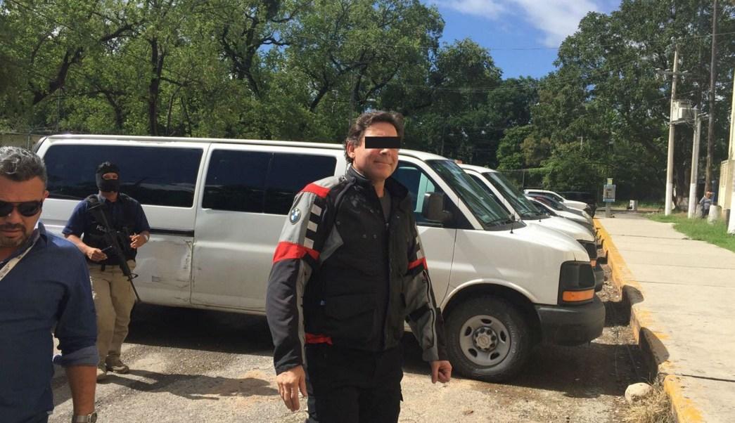 EU solicita extradición Eugenio Hernández exgobernador Tamaulipas
