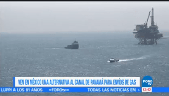 Exportadoras Gas Shale Buscan Alternativas Canal Panamá