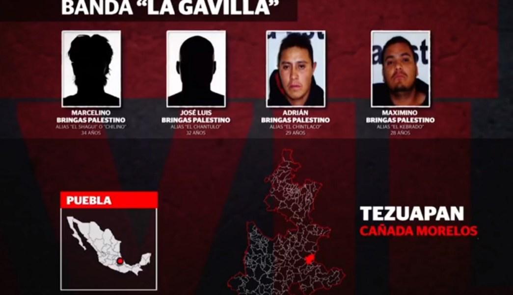 hermanos comandan grupo delictivo la gavilla asaltatrenes puebla
