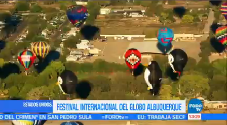 Festival Internacional Globo Albuquerque Estados Unidos