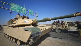 Fuerzas iraquíes controlan provincia de Kirkuk tras choques