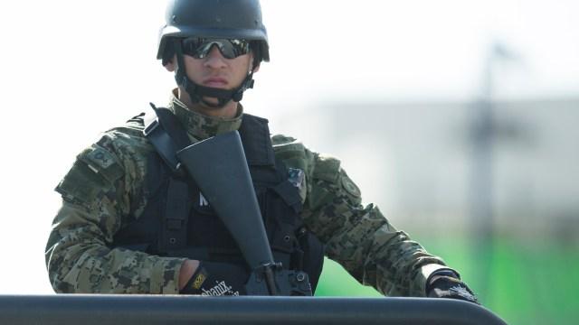 marina detiene el z43 presunto lider los zetas