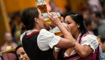Torneo de beber cerveza