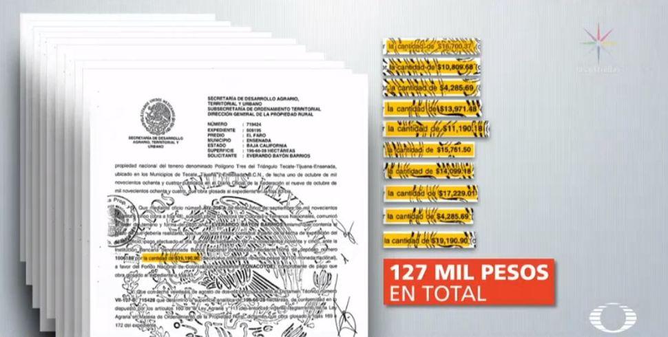 Gobierno federal vende a 9 particulares mil 700 hectáreas de Bahía de San Quintín