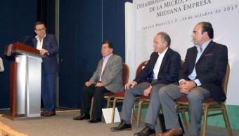 México es un país competitivo a nivel internacional: Guajardo
