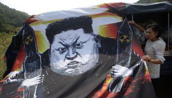 Norcorea advierte que cualquier momento podría estallar guerra nuclear