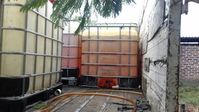 Aseguran más de 170 mil litros de hidrocarburo robado en Guanajuato