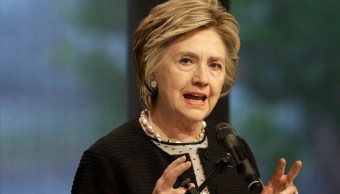 Hillary Clinton impactada acusaciones abuso sexual productor Harvey Weinstein