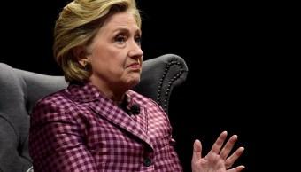 Trump espera que Hillary Clinton contienda en elecciones de 2020