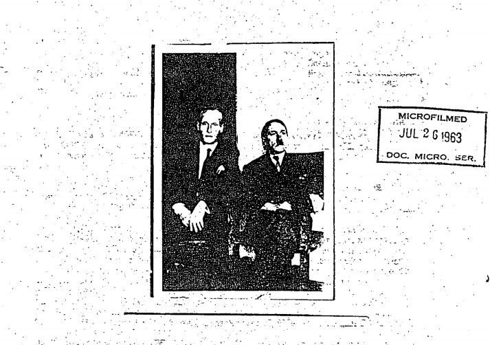 Hitler sobrevivió Segunda Guerra Mundial y se escondió Colombia