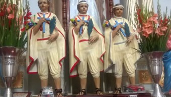 Papa Francisco canonizará en el Vaticano a niños de Tlaxcala