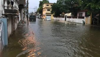 intensas lluvias provocan inundaciones municipios tamaulipas