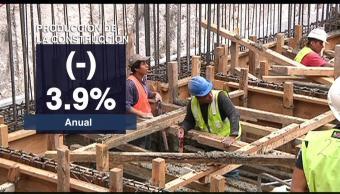 Inegi Informa Aumenta Valor Producción Empresas Constructoras