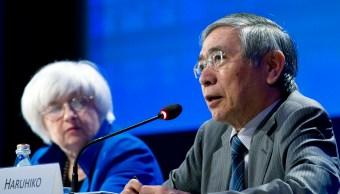 Bancos centrales se alistan para cambio de líderes