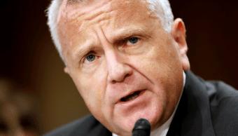John Sullivan, subsecretario de Estado de Estados Unidos