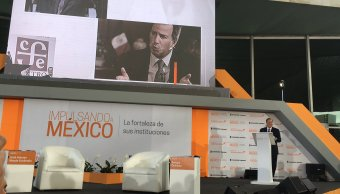 José Antonio Meade: El Peso refleja preocupación por renegociación del TLCAN