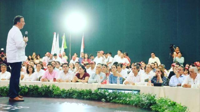 José Antonio Meade, uno de los presidenciables del PRI