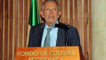 Carreño Carlón, director general del Fondo de Cultura Económica