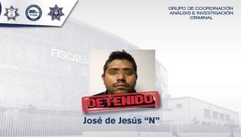 Vinculan a proceso a implicado en homicidio de joven en Puebla