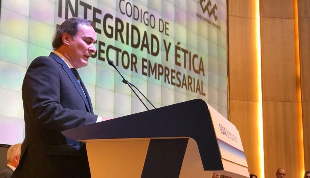 CCE presenta código y manual para evitar corrupción