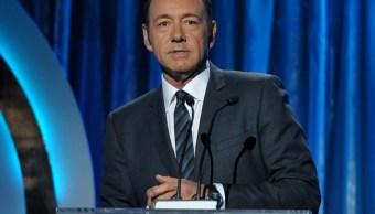 Retiran Emmy honorífico a Kevin Spacey tras acusaciones de acoso