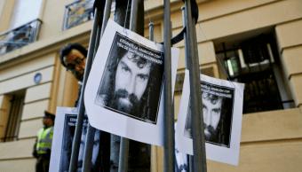 La aparición con vida de Maldonado es reclamada por dirigentes de derechos humanos y políticos